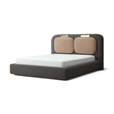 [PISOLO] 벨로 침대 (애쉬 브라운)